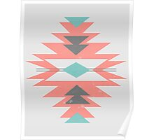Southwest Geometric 3 Poster