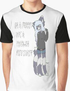Furry Pride Graphic T-Shirt