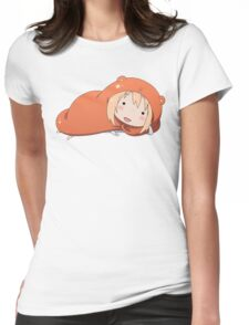 """Hey Sexy"" Umaru Womens Fitted T-Shirt"