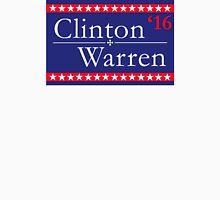 Clinton Warren 2016 Unisex T-Shirt
