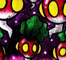 Radish Invasion  Sticker