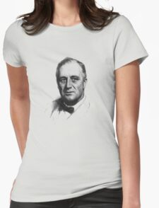 FDR Womens Fitted T-Shirt