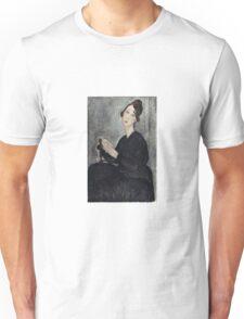 Amedeo Modigliani - Portrait Of Dedie Odette Hayden Unisex T-Shirt
