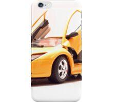 Sports car 3 iPhone Case/Skin