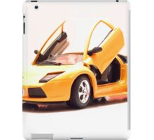 Sports car 3 iPad Case/Skin
