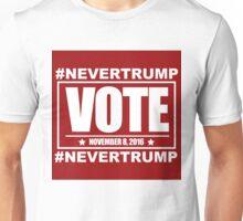 #NEVERTRUMP Unisex T-Shirt