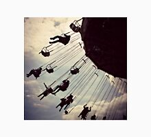 Free Flying (High swing at the fair) Unisex T-Shirt