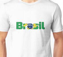 Brasil (Large) Unisex T-Shirt