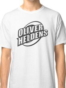 Oliver Heldens | Oficial Logo | High Quality | Black Classic T-Shirt