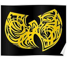 Wu Tang Tee Poster