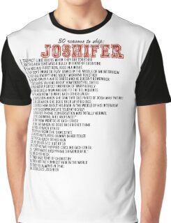 30 reasons to ship Joshifer Graphic T-Shirt