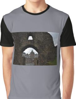 Launceston Castle.....Cornwall UK Graphic T-Shirt