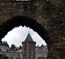 Launceston Castle.....Cornwall UK Sticker