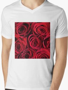 Roses (Eternal Collection) Mens V-Neck T-Shirt