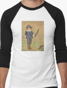 Young Athos from The Musketeers! Men's Baseball ¾ T-Shirt