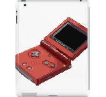 Gameboy Advance SP iPad Case/Skin