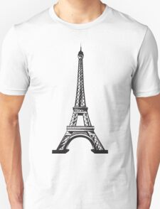 Eiffel tower (Eternal Collection) Unisex T-Shirt