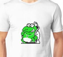 8-bit Wart from Super Mario Bros 2 Unisex T-Shirt