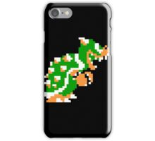 8-bit Bowser iPhone Case/Skin