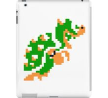 8-bit Bowser iPad Case/Skin