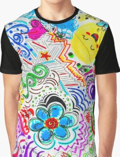 Playful Graphic T-Shirt