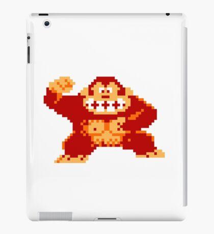 8-Bit Donkey Kong iPad Case/Skin