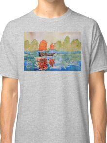 chinese landscape Classic T-Shirt