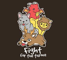 Fight for the throne Unisex T-Shirt