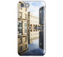 Reflection of Bath, UK iPhone Case/Skin
