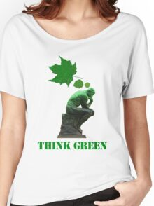 Green Thoughts Women's Relaxed Fit T-Shirt