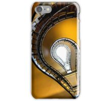 Cubist staircase iPhone Case/Skin