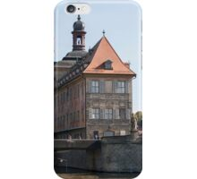 Altes Rathaus in Bamberg iPhone Case/Skin