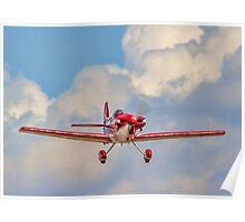 Taylor JT-2 Titch G-BKWD Poster