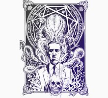 Cthulhu Howard Phillips Lovecraft HP historical society pruple T-Shirt