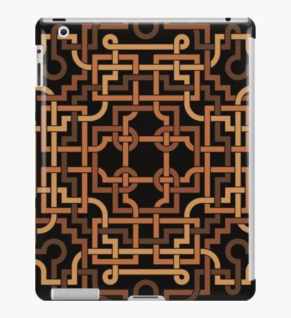 Celtic Knot - Earth Tones iPad Case/Skin