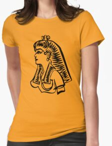 Lady of the Nile Womens Fitted T-Shirt