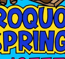 Iroquois Springs Sticker