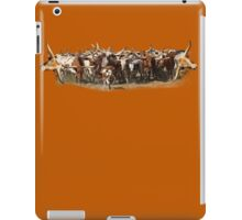 "Texas Longhorns ""The Herd"" Daniel Adams iPad Case/Skin"