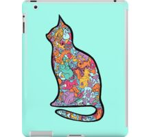 Meow Cats iPad Case/Skin