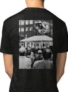 Toronto street scene  Tri-blend T-Shirt