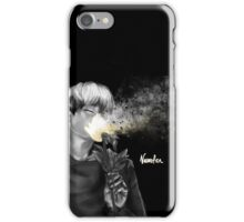 BTS V - Flower 2 (Flower Dust) iPhone Case/Skin