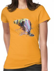 beaver Womens Fitted T-Shirt