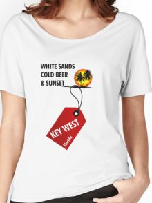 Key West Sunset Women's Relaxed Fit T-Shirt