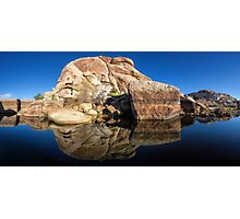 Barker Dam, Joshua Tree National Park. Photographic Print