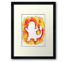 Who's That Pokemon? Framed Print