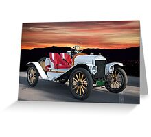 1924 Ford Model T Speedster 'Pass Side' Greeting Card