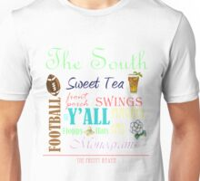 The South Characteristics Unisex T-Shirt