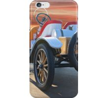 1924 Ford Model T Speedster 'Rear View' iPhone Case/Skin