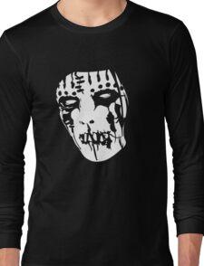 Joey Jordison's Mask Long Sleeve T-Shirt