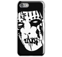 Joey Jordison's Mask iPhone Case/Skin
